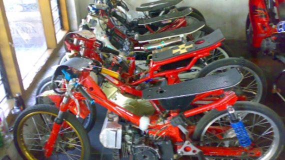 Harga Modifikasi Motor Drag Pasaran Indonesia