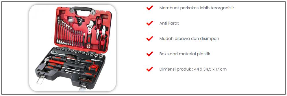 toolset bengkel trijayapart