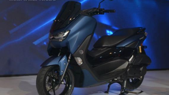 Motor N Max Terbaru Dengan Fitur Canggih dan Teknologi Tinggi