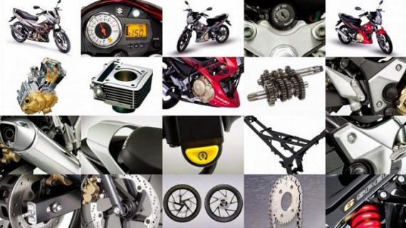 Spare Part Motor Dan Jenis – Jenisnya