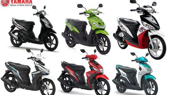 Motor Yamaha Mio, Varian Dan Spesifikasinya