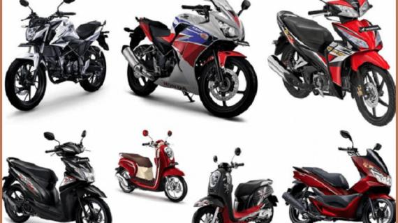 Daftar Harga Sepeda Motor Honda Terkini 2021