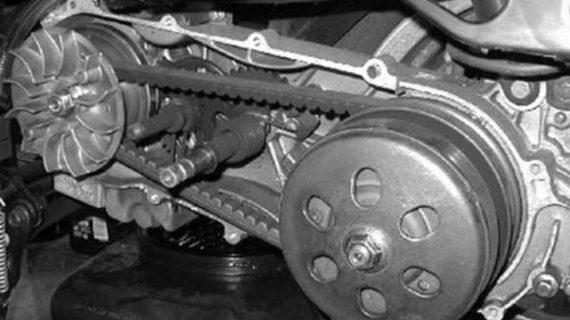 Modifikasi Ringan CVT Buat Tarikan Motor Mulus