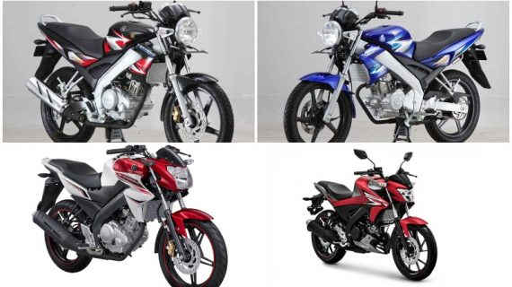 Spesifikasi Dan Harga Lengkap Motor Yamaha Vixion