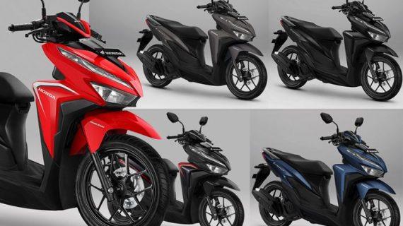 Spesifikasi Serta Harga Motor Honda Vario 125