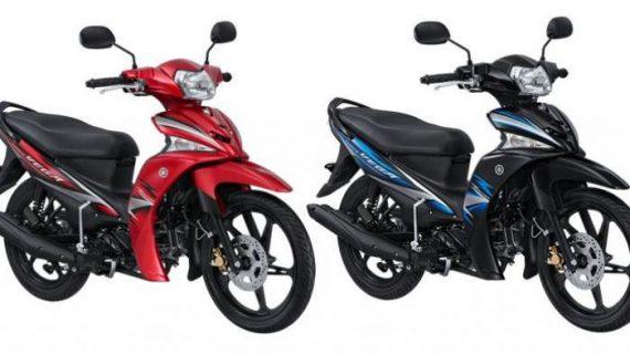 Spesifikasi Dan Harga Motor Yamaha Vega Force