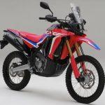 Motor Honda CRF250 RALLY Muncul Lebih Tangguh